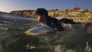 Afghanen küren Surf-Meister in Portugal