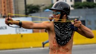 Proteste in Venezuela dauern an