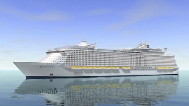Das Milliardenschiff