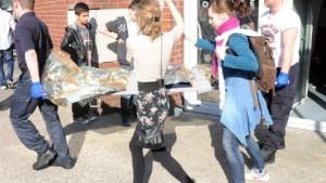 Viele verletzte Kinder bei DSDS-Autogrammstunde