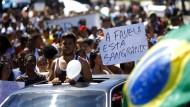 Proteste nach Tod eines Kindes