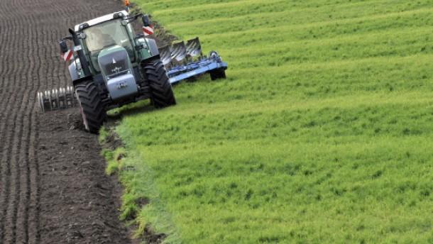 Der Beruf des Landwirts wird wieder attraktiv