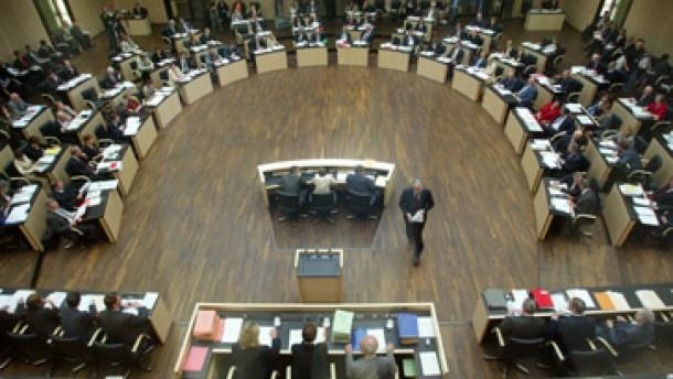 Länderkammer stoppt rot-grüne Gesetze