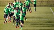 Gladbach will gegen Juve Sieg einfahren