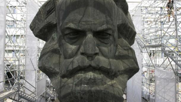 Auf Augenhöhe mit Marx