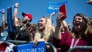 Bernie Sanders Bruder Larry mischt im amerikanischen Wahlkampf mit