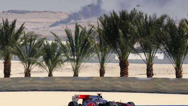 Rennen in Bahrein wird nachgeholt