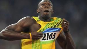Ohne Tempolimit: Zweites Gold für Usain Bolt