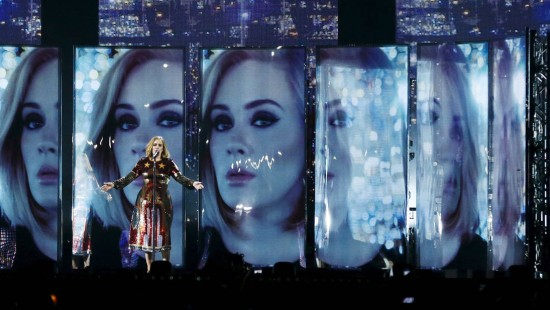 Adele räumt bei Brit Awards ab