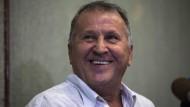Brasiliens Fußball-Legende Zico will Fifa-Präsident werden