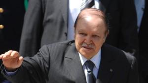 Zuerst zu  Bouteflika