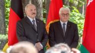 Gedenkstätte in Weißrussland eröffnet