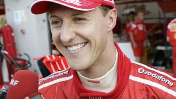 Schumacher bleibt an der Spitze der Fahrervereinigung