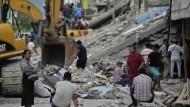 Mehr als 270 Tote nach Beben in Ecuador