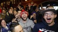 Super-Bowl-Gewinner in Heimat angekommen