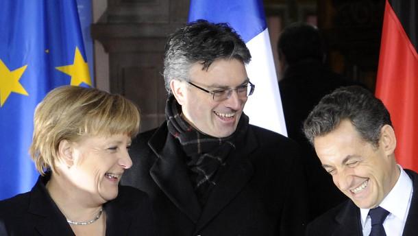 Merkel - Sarko
