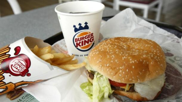 Burger King steht abermals vor dem Verkauf