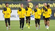 BVB empfängt Leverkusen zum Spitzenspiel