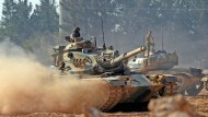 Türkei duldet keinen künstlichen Staat in Syrien