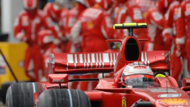 Ferrari feuert Stepney