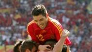 Aragones will Spaniens Titelträume verwirklichen
