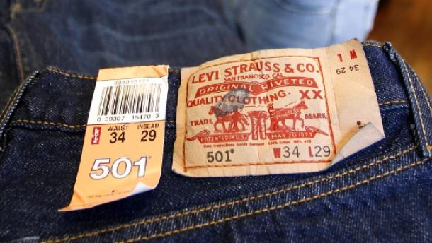 jeans lebenszeichen von levi strauss unternehmen faz. Black Bedroom Furniture Sets. Home Design Ideas