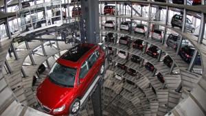 VW verkauft in China mehr Autos als in Deutschland