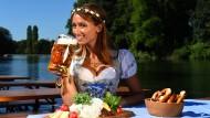 Züchtig auf der Bierbank