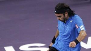 Federer verliert gegen Gonzalez