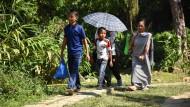 "Asiens sauberstes Dorf"" liegt in Indien"