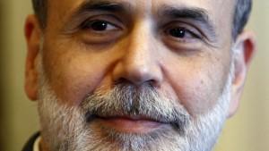 Bernanke verteidigt sich und lernt