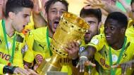 Dortmund holt den Pott