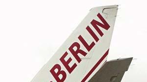 Air Berlin senkt die Preisspanne