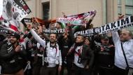 Fußball-Fans vor Gericht