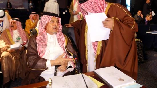 Arabische Liga einigt sich auf gemeinsame Eingreiftruppe