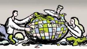 Soziale Unternehmer für die Weltgesellschaft von morgen
