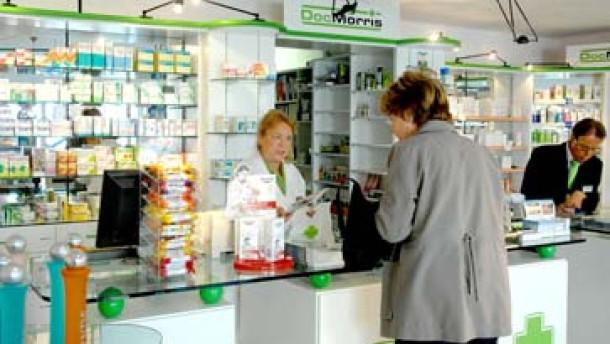 Das grüne Kreuz als Kundenmagnet