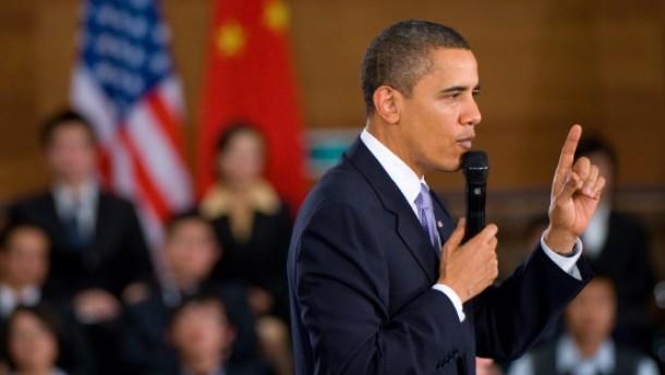 Kommunikationstalent prallt auf chinesische Mauer