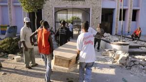 Die Stadt, die einmal Port-au-Prince war