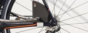 Schlüssellose Sicherung: Das Fahrradschloss Lock8