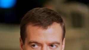 Obama setzt Medwedjew im Iran-Streit unter Druck