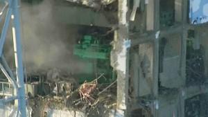 Stromkabel zu Reaktor 2 gelegt - Kühlungsversuche fortgesetzt