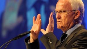 Rüttgers will Parteivorsitz noch dieses Jahr abgeben