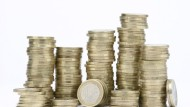Nach Schätzungen der Bafin haben deutsche Banken toxische Wertpapiere von insgesamt 853 Milliarden Euro
