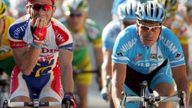 Erik Zabel Dritter der ersten Etappe