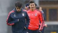 Bayern München muss gegen Benfica liefern