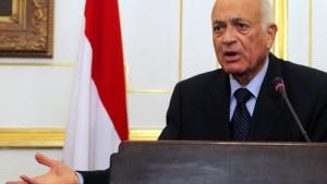 Arabische Liga will in Syrien vermitteln