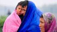 Mehr als 10.000 Flüchtlinge sitzen auf dem Balkan fest