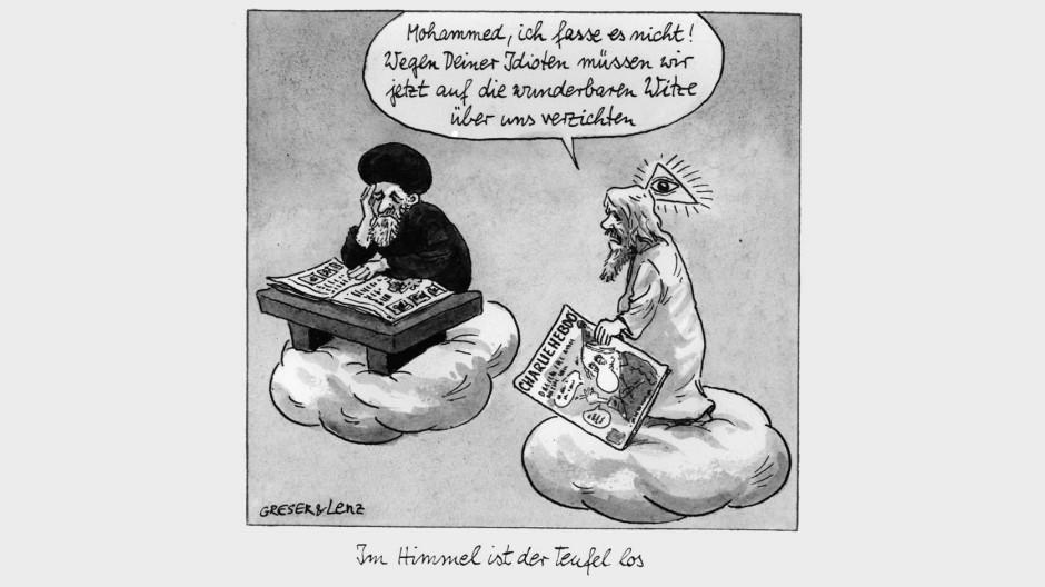 Islam witze
