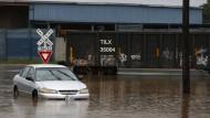 Tropensturm Bill erreicht texanische Küste